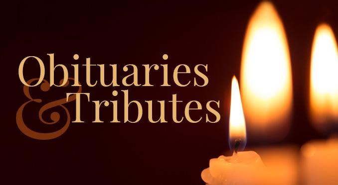 Obituaries and Tributes